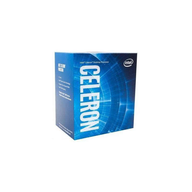 Processeurs Intel Celeron Pentium