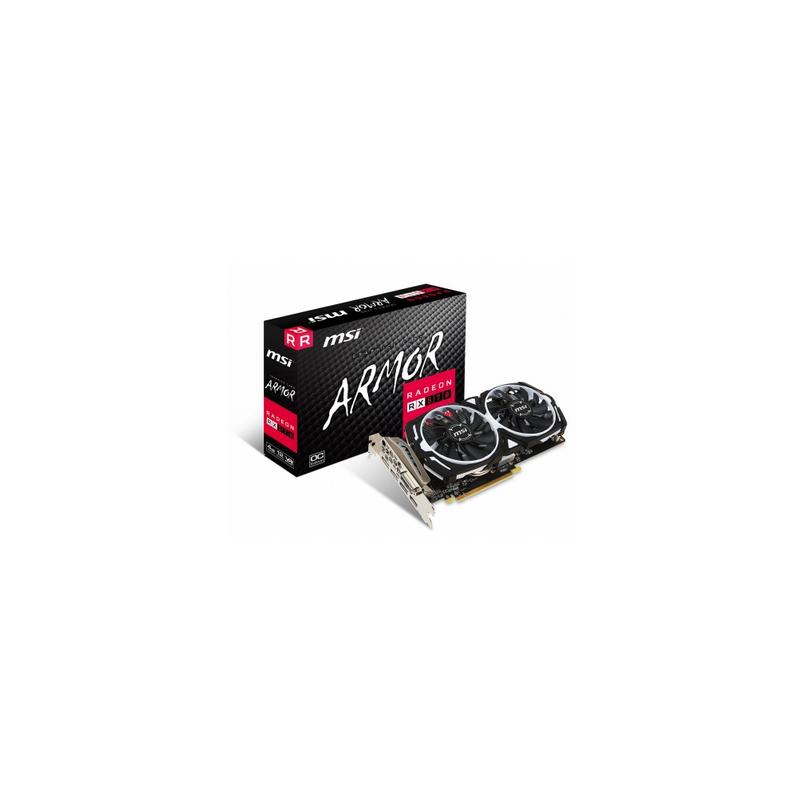 VGA MSI RX 570 ARMOR 4G OC
